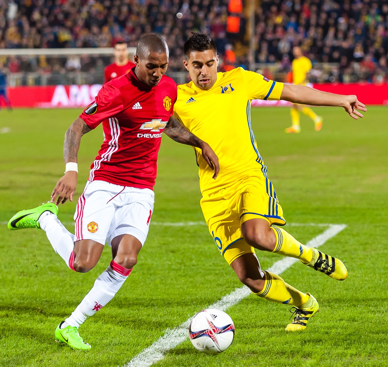 Manchester United. Foto: Manchester United/Wikipedia