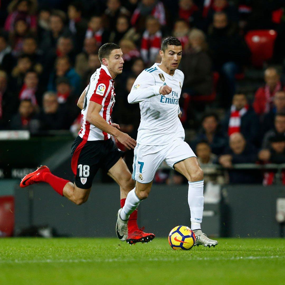 Real Madrid. Foto: Cristiano Ronaldo/Twitter @realmadrid