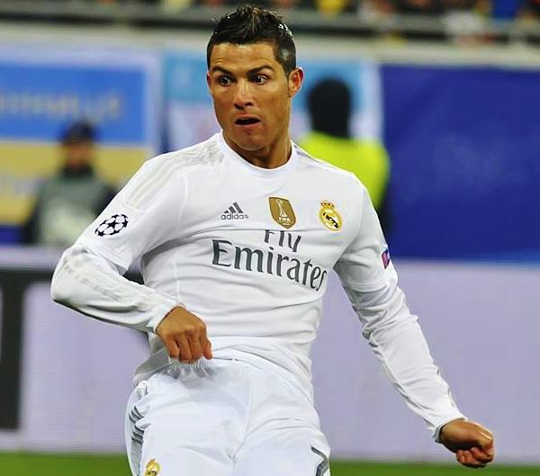 Balón de Oro. Foto: Cristiano Ronaldo/Wikimedia