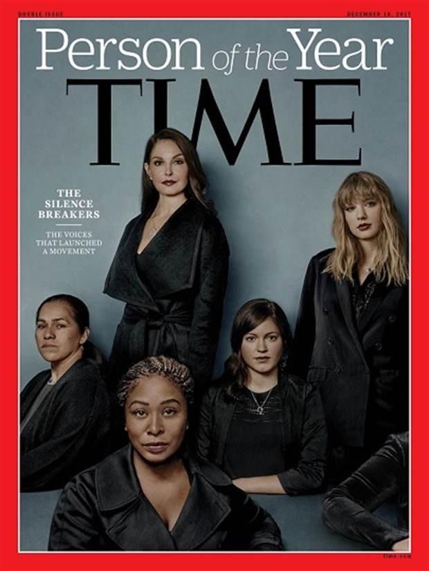 Portada Time: personalidad del años 2018