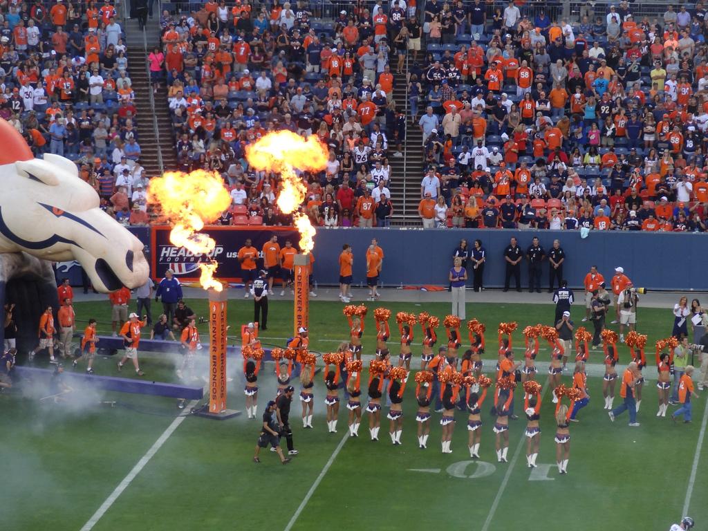 Denver. Foto: Broncos de Denver/Flickr