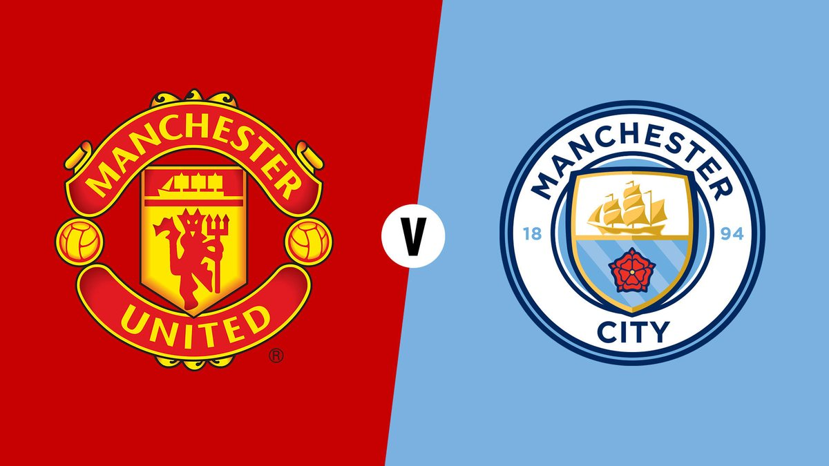 ManU vs Manchester City. Foto: Manchester United vs Manchester City/Twitter @ManUtd