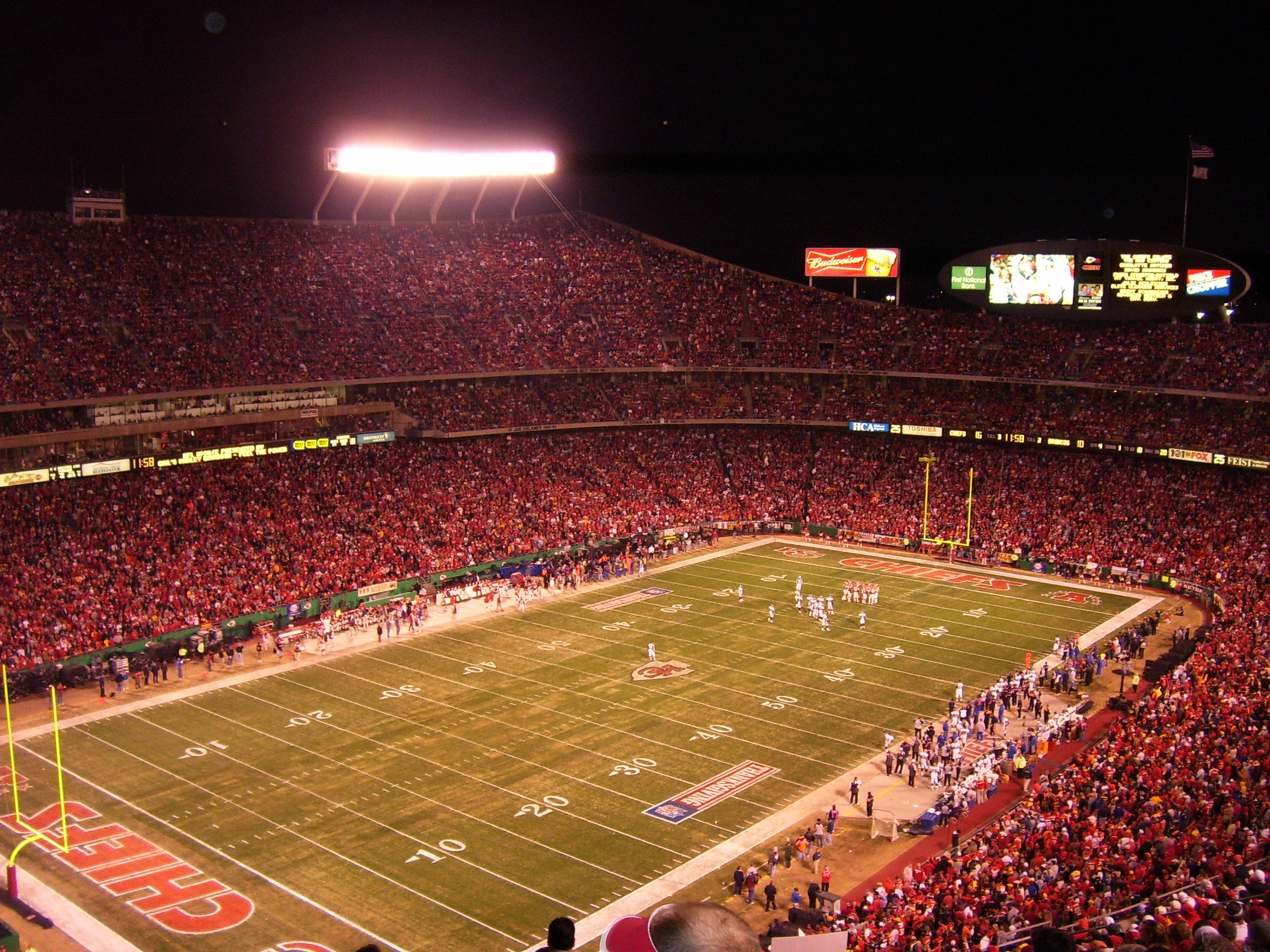 Kansas City. Foto: Chiefs/Wikimedia