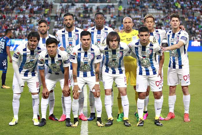 Pachuca en el Mundial de Clubes. Foto: Pachuca/Liga Mx
