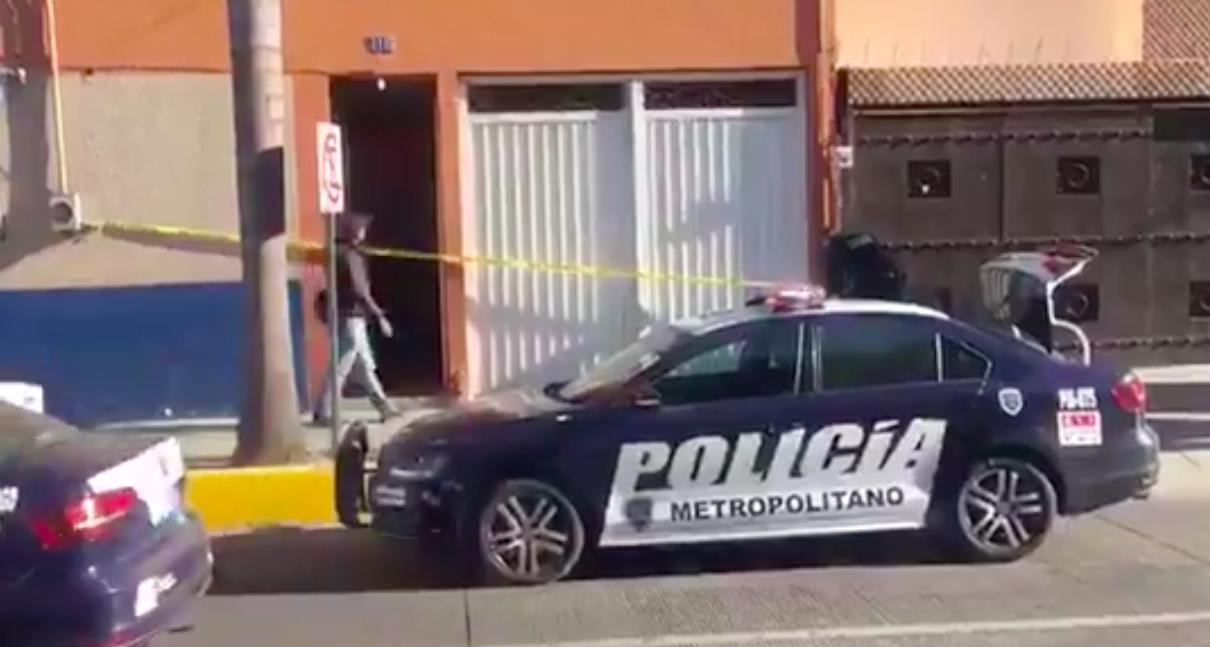 Asesinan a hombre en su domicilio Prados de Agua Azul Puebla