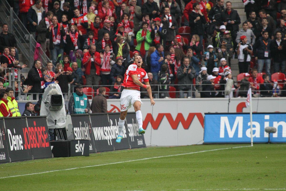 Mainz 05. Foto: Mohamed Zidan/ Twitter @1FSVMainz05