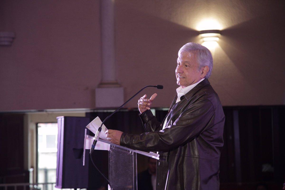 Andrés Manuel López Obrador. Foto: AMLO/Twitter @lopezobrador_