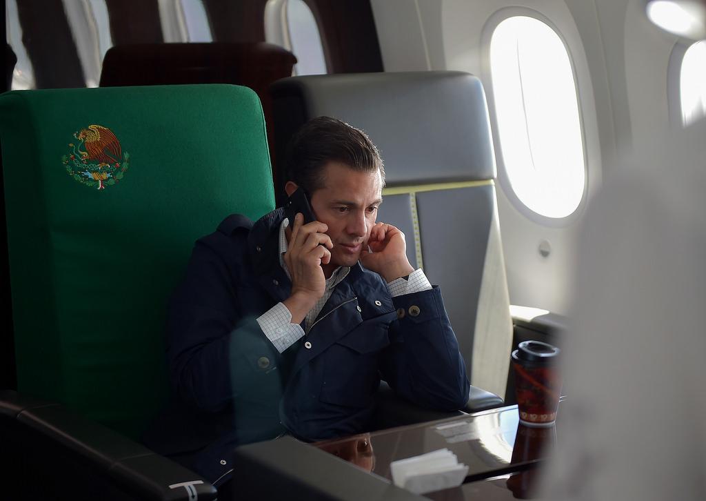 Enrique Peña Nieto. Foto: Enrique Peña Nieto/Flickr