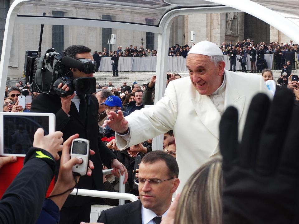 Papa Francisco. Foto: Papa Francisco/Pixabay