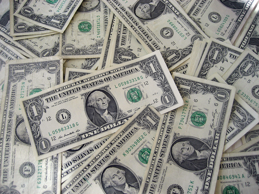 Precio del dólar, 19 de diciembre.