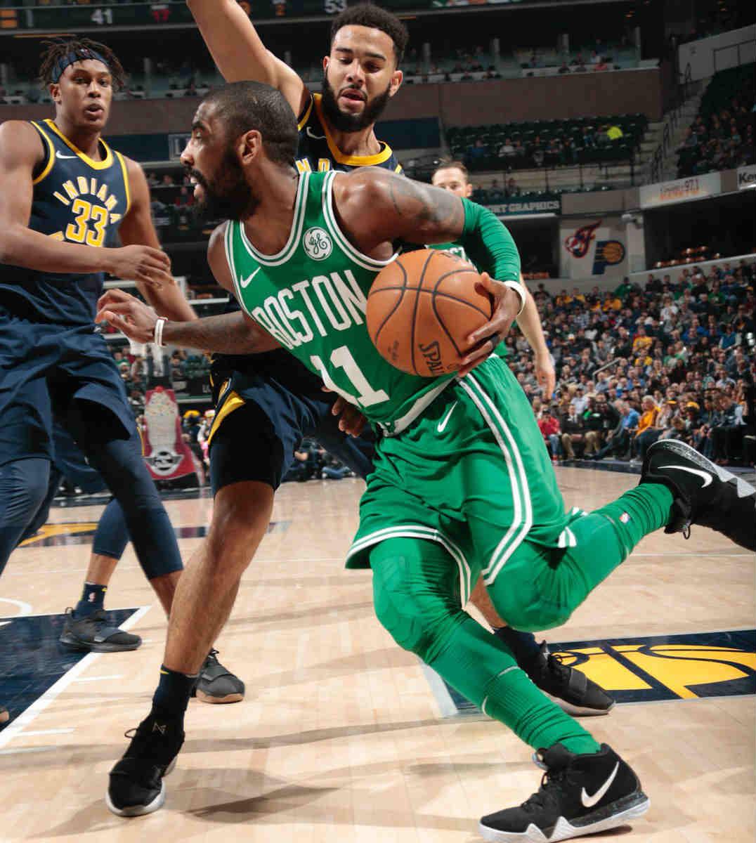 Celtics de Boston. Foto: Boston/Twitter @celtics