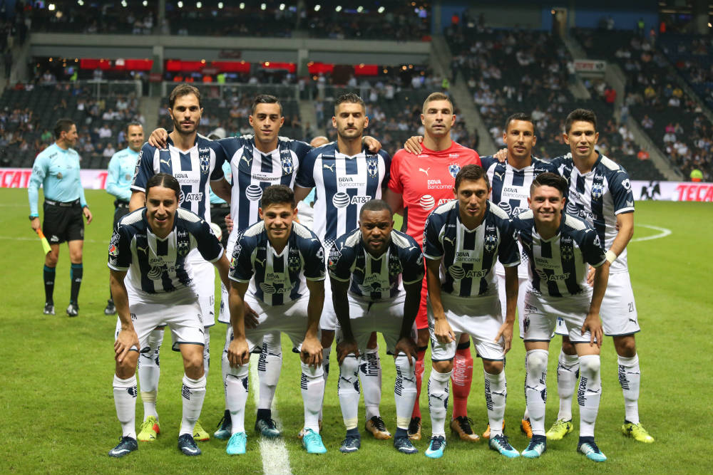 Monterrey en la Copa Mx. Foto: Monterrey/Copa Mx