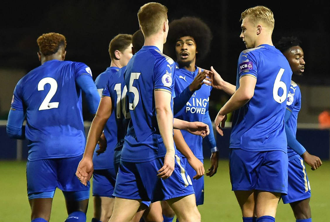 Leicester City. Foto: Leicester City/Twitter @LCFC