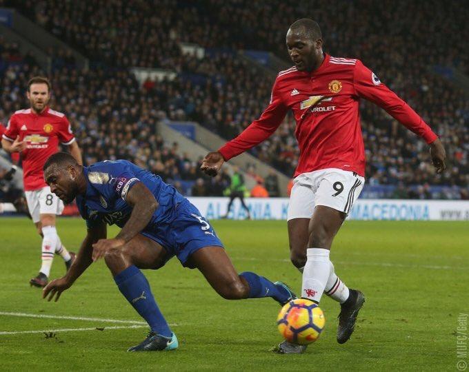 Manchester United. Foto: Romelu Lukaku/Twitter @ManUtd