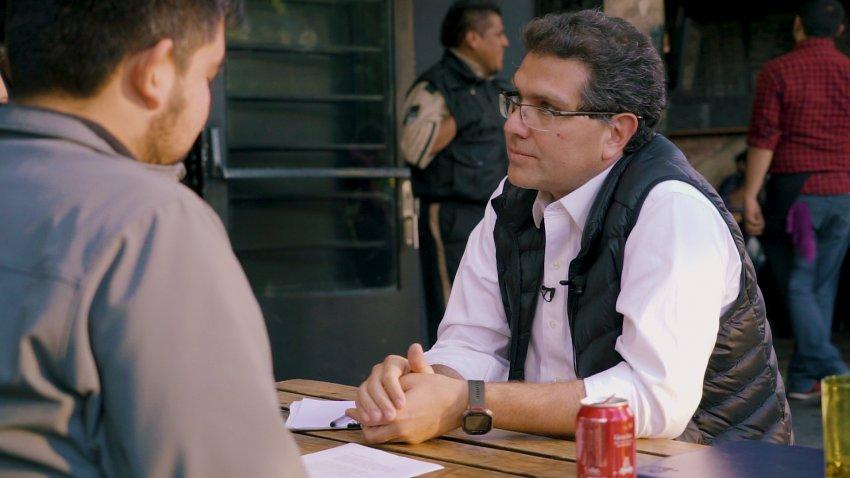 Como militante político, Ríos Piter no se arrepiente de nada pues hace 20 años cuando inició su carrera los independientes no existían.