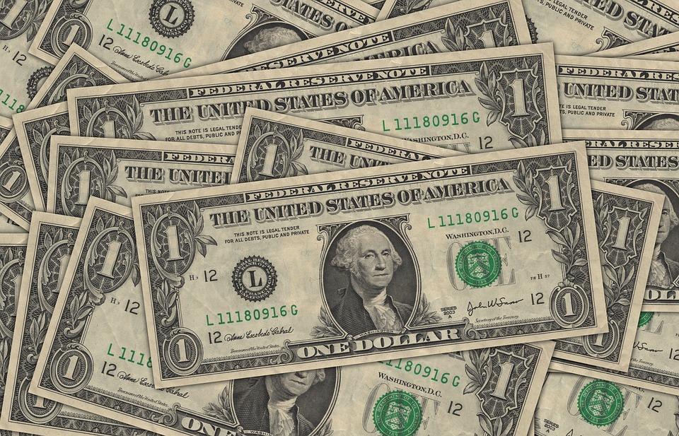 Precio del dólar hoy, 1 de enero de 2018.