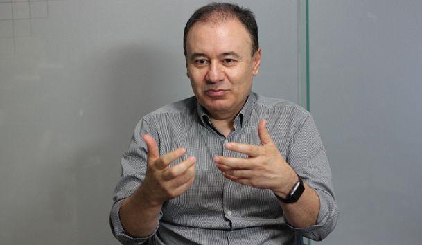Alfonso Durazo, un hombre con historia en la política que se ganó la confianza de AMLO para ser secretario de Seguridad Pública.