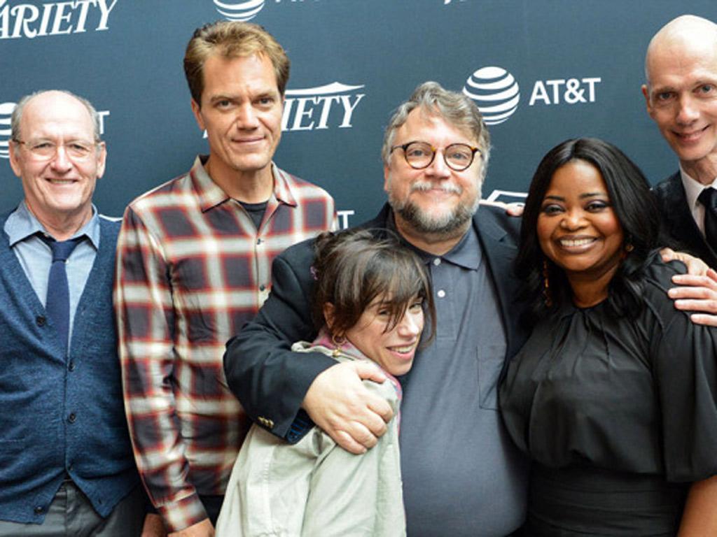 Guillermo del Toro ha conseguido el reconocimiento de críticos de cine con su película
