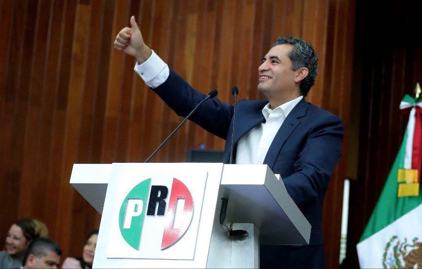 Con información a medias, el presidente del PRI quizo desinformar a la población sobre posibles consecuencias de un triunfo de AMLO en 2018.
