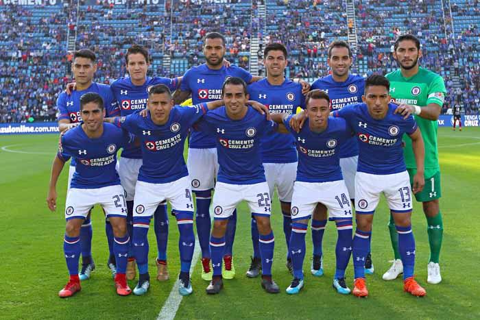 Cruz Azul. Foto: Cruz Azul/Copa Mx