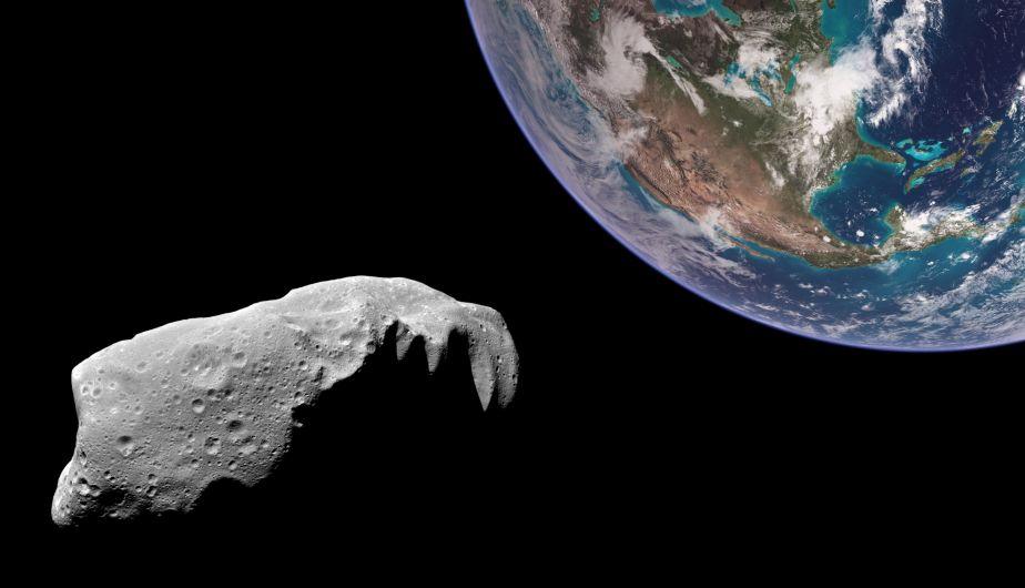 Nasa identifica gigantesco asteroide