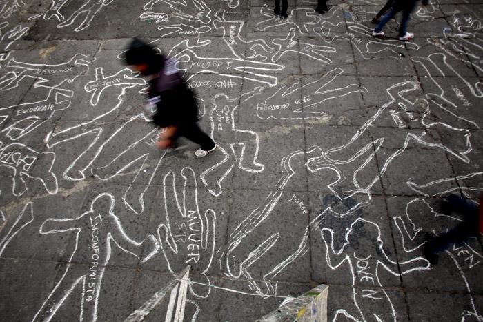 Aumentan homicidios e inseguridad en México
