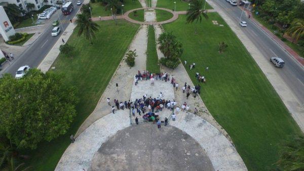 Un total fracaso la primera presentación pública en Cancún de José Antonio Meade, elecciones 2018