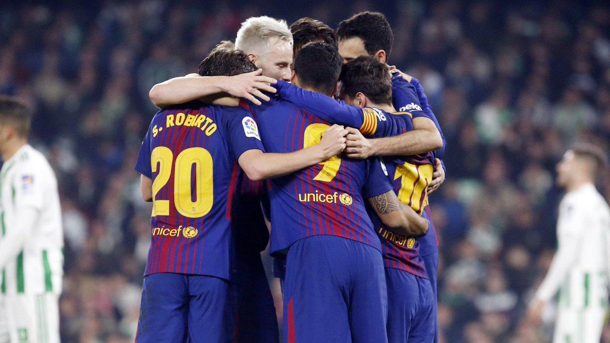 Barcelona. Foto: Barcelona/Twitter @FCBarcelona_es