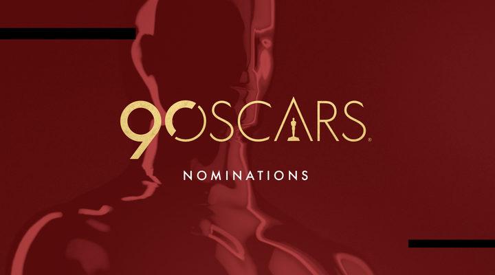 Lista completa de nominados para los premios Oscar 2018