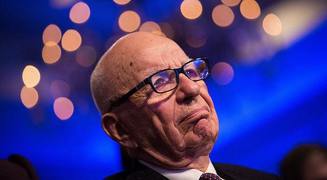 Rupert Murdoch podría estar viendo el ocaso de su imperio con la compra Fox-Disney
