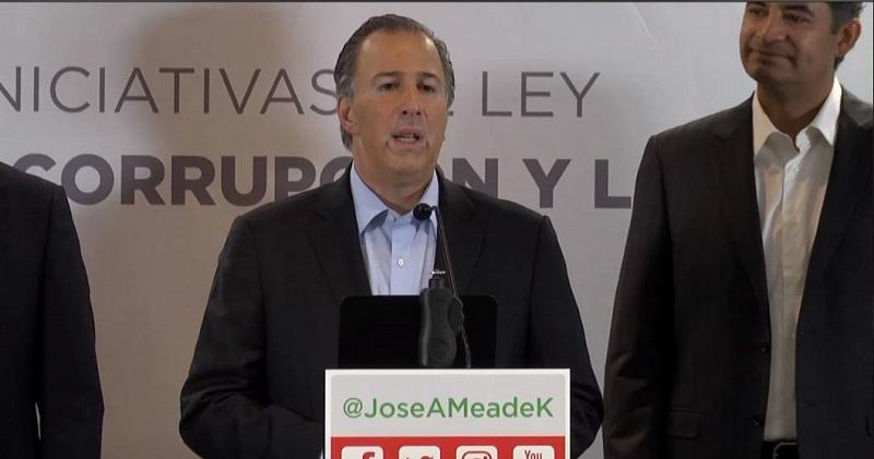 Únicamente 9% de quienes desaprueban el gobierno de Peña Nieto votarían por Meade.