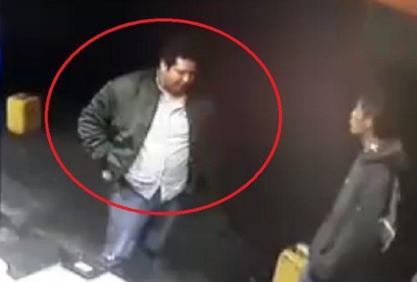 Hombre que baleo a empleado de molotes, pertence a la organización delictiva 11 de Marzo en Puebla.
