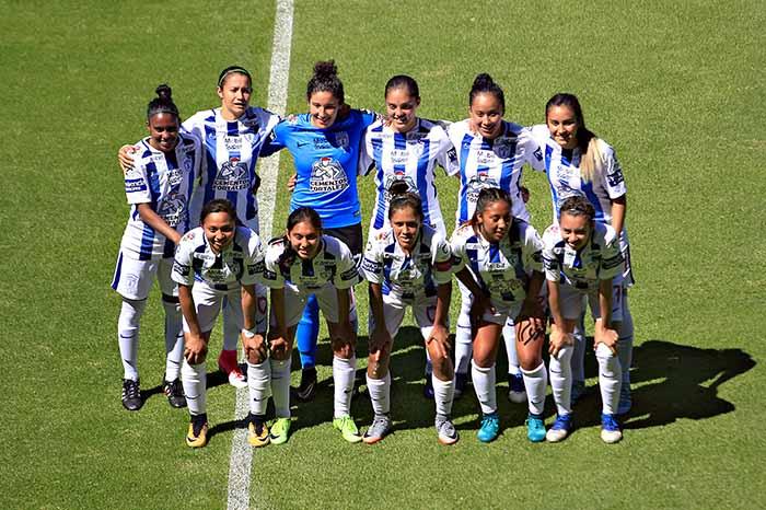 Pachuca femenil. Foto: Pachuca/Liga Mx Femenil