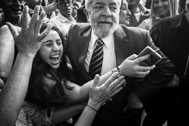 Lula da Silva, puntero en encuestas rumbo a elección presidencial 2018