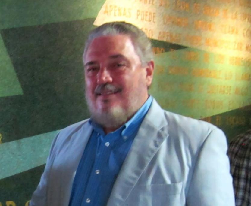 Fidel Castro Díaz-Balart, primogénito del fallecido presidente de Cuba se suicidó en La Habana. Foto: Wikicommons