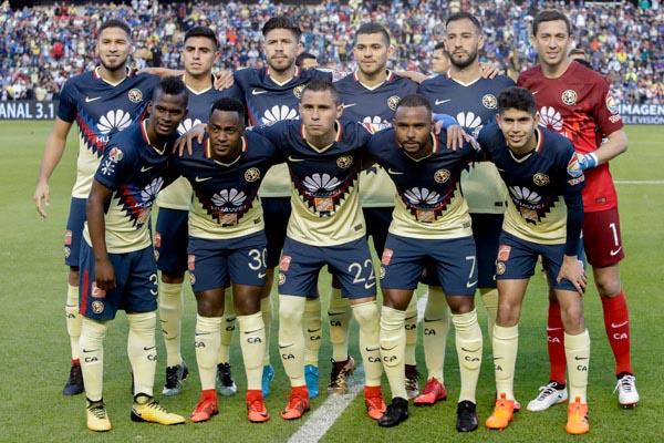 América. Foto: América/Liga Mx