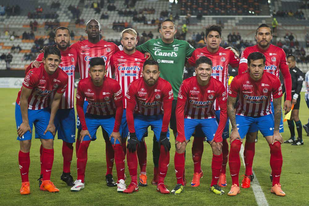 Atlético San Luis. Foto: Atlético San Luis/Twitter @AtletideSanLuis