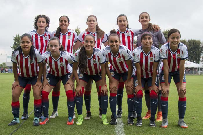 Chivas Femenil. Foto: Chivas/Liga Mx Femenil