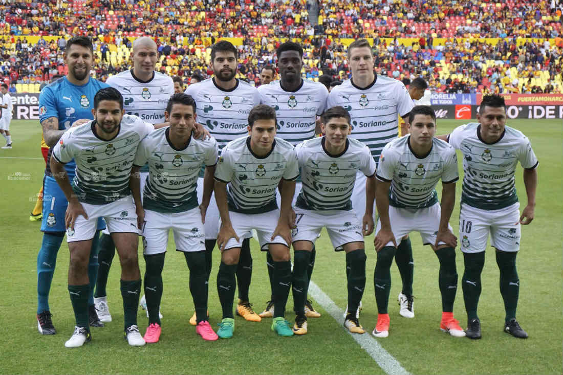 Santos. Foto: Santos/Liga Mx