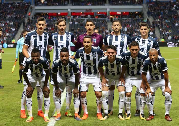 Monterrey. Foto: Monterrey/Liga Mx