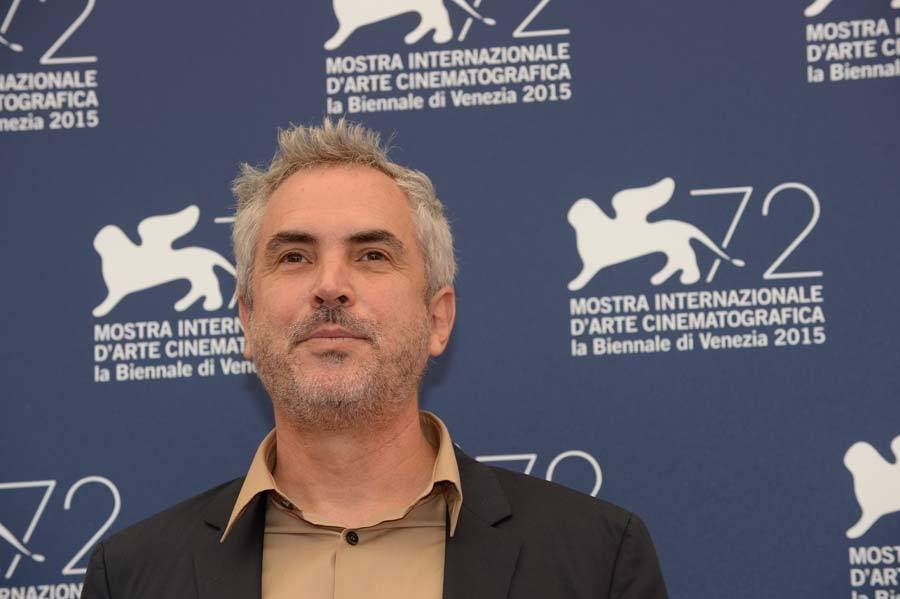 Alfonso Cuarón critica el polémico spot del PRI 'Un Día Sin el Tricolor'. Foto: Wikicommons
