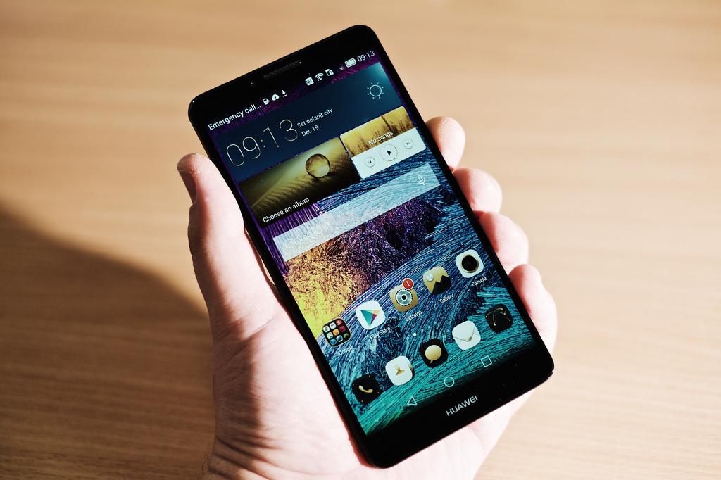 Agencias de inteligencia de EEUU han advertido a la población no usar teléfonos Huawei. Foto: flickr