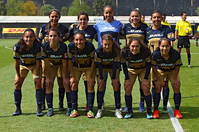 Pumas. Foto: Pumas/Liga Mx Femenil