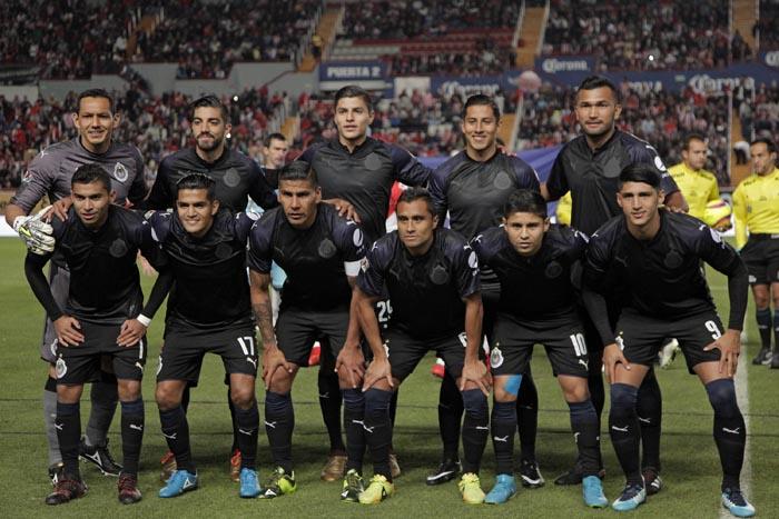 Chivas. Foto: Guadalajara/Liga Mx