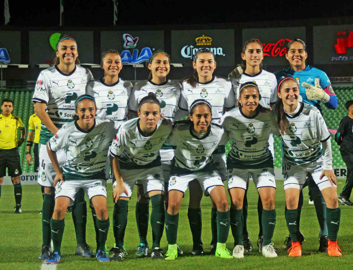 Santos. Foto: Santos/Liga Mx Femenil