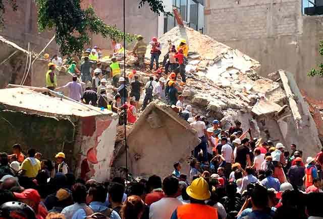Las decenas de damnificados por el sismo del 19 de septiembre de 2017 tendrán que esperar a que todo salga bien con la reconstrucción.