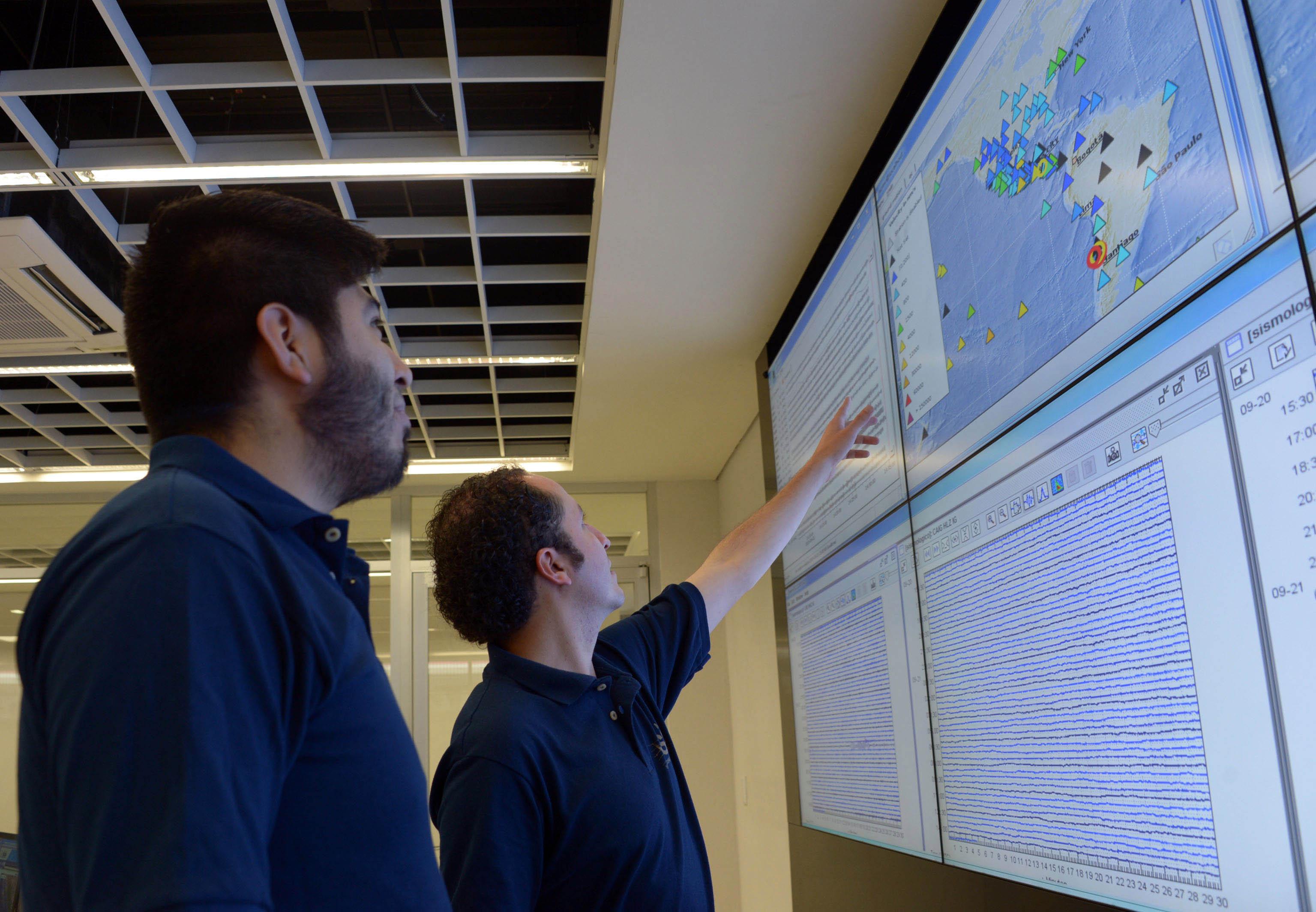 El SSN informó la separación de dos de las cinco placas tectónicas de México por el sismo del pasado viernes. Foto: DGCS UNAM