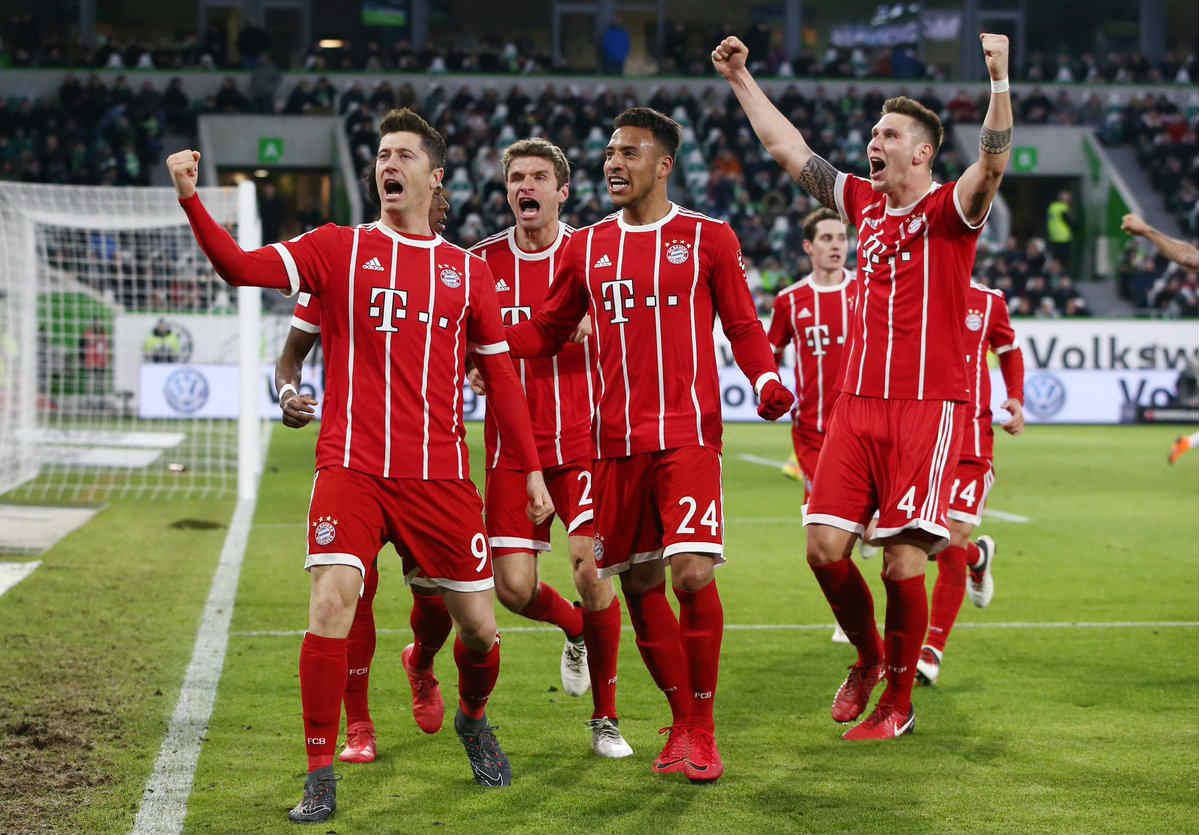 Bayern Munich. Foto: Bayern Munich/Twitter @FCBayern