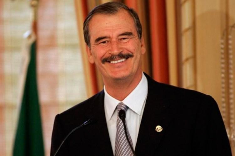 El ex presidente Fox es dueño de la biblioteca privada más importante de México si se le mide por los donativos