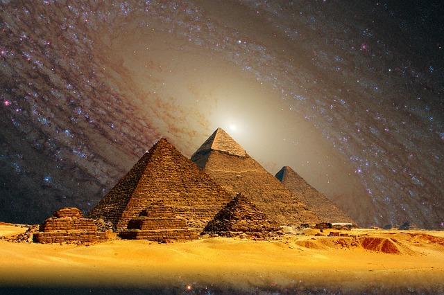 Los antiguoshabitantes deEgiptoaprovecharon el equinoccio de otoño para conseguir la casi perfecta alineación